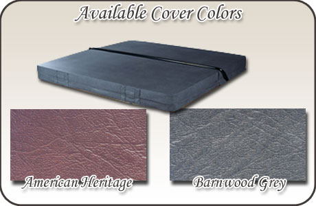 Stonewood Spas Cover Colors