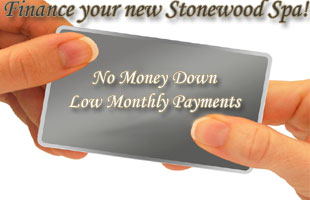 Finance your new Stonewood Spa